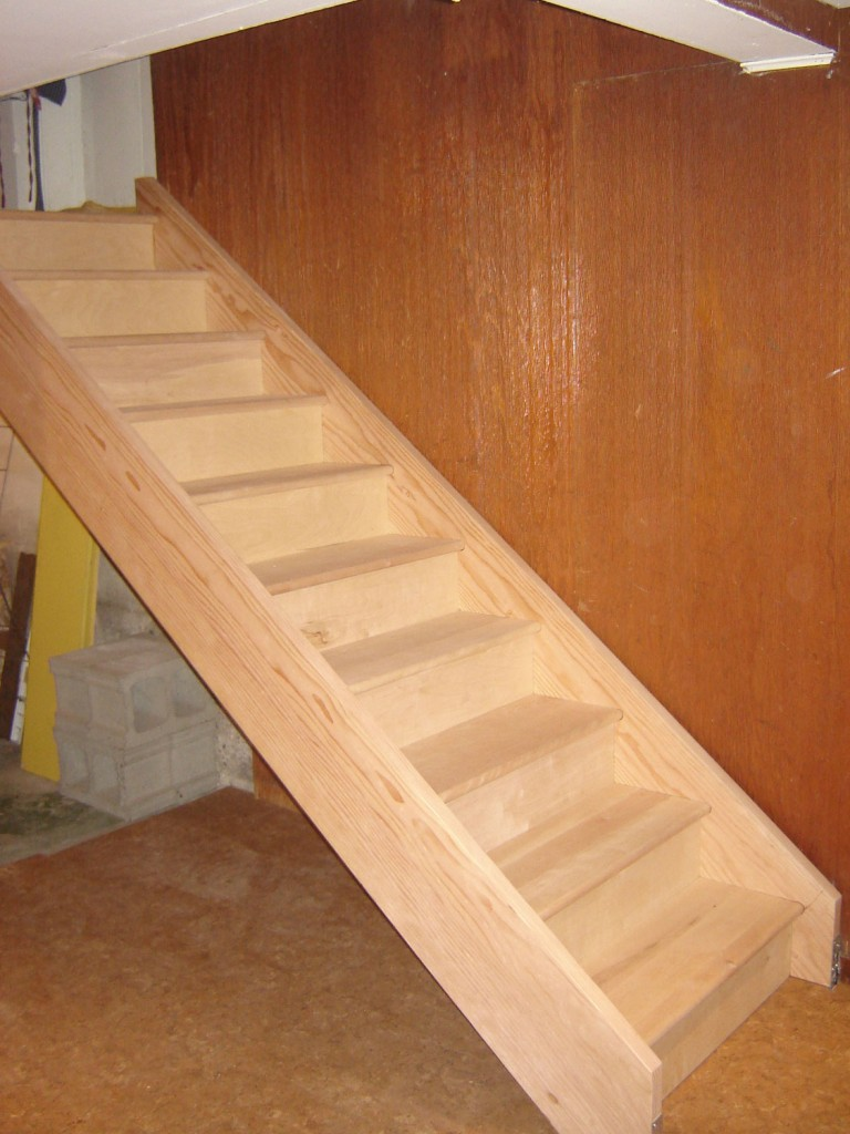 Stairs Kiwi Mike S Renos